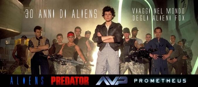 Aliens Main Titolo