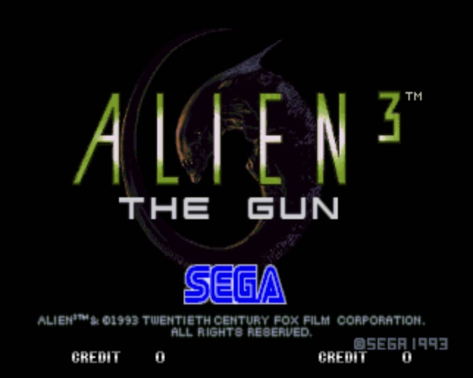 Aliens - The Gun 01