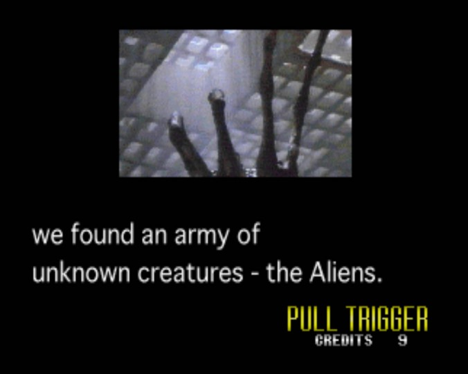 Aliens - The Gun Story 3