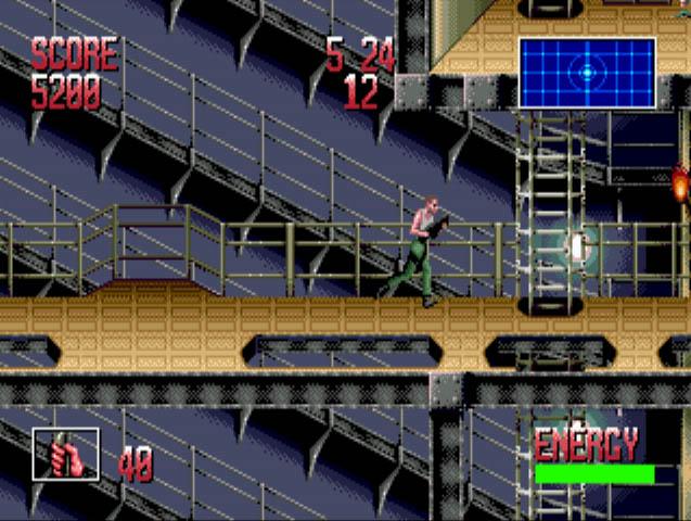 Alien3 Genesis C