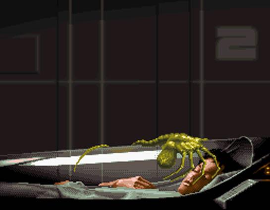 Alien3 Snes C
