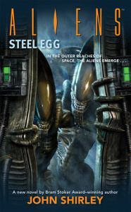 Aliens - Steel Egg (2007)