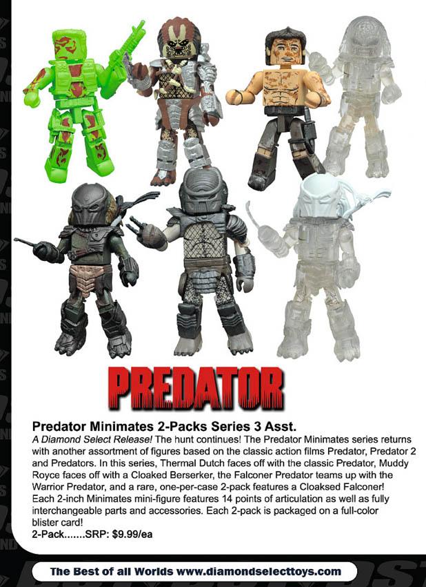 Predator 3 (Previews 335, agosto 2016)
