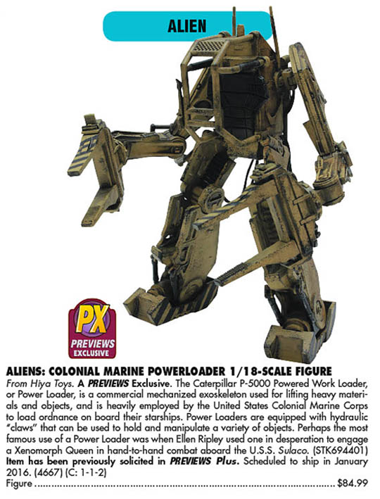 PX Powerloader (Previews 328, 2016-01)