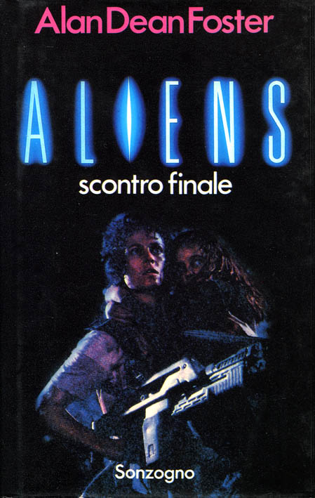 Alan Dean Foster - Aliens