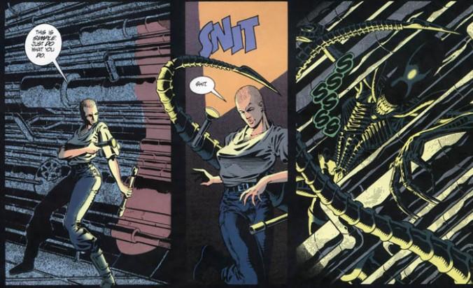 Ripley e l'alieno, una caccia infinita