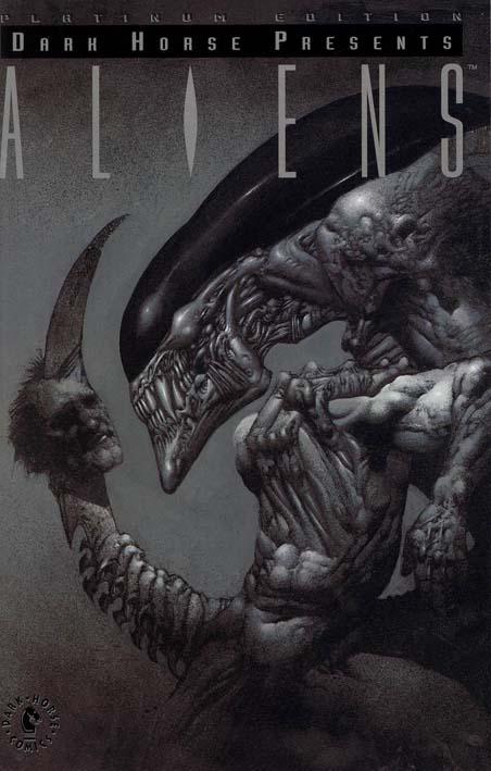 Cover di Simon Bisley