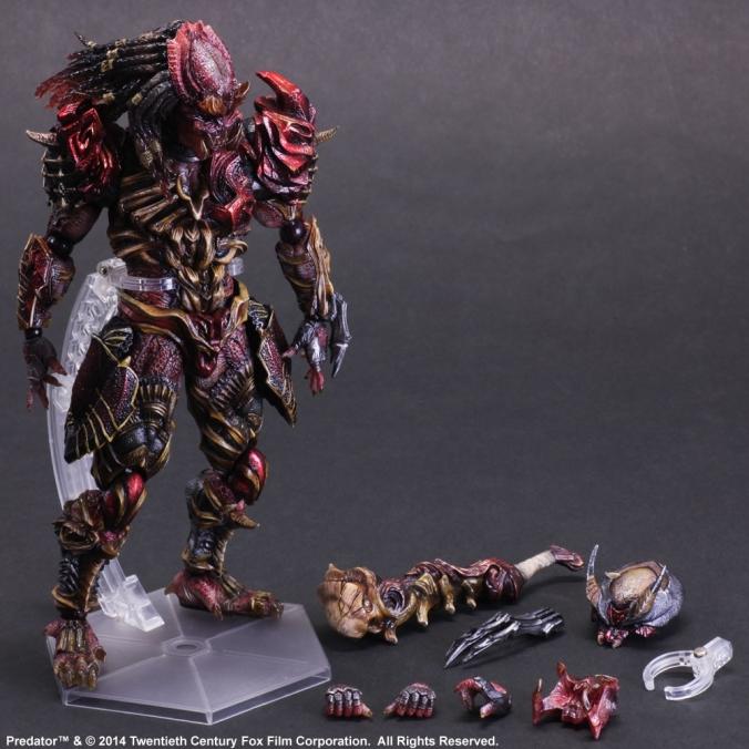 Predator Square Enix