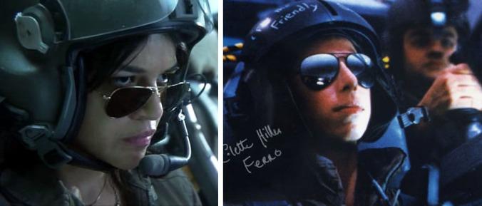 Trudy (la mia amata Michelle Rodriguez) ricorda la mitica Ferro (Colette Hiller)