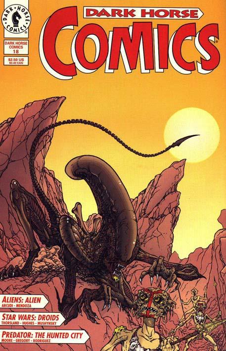 Cover di Paul Mendoza
