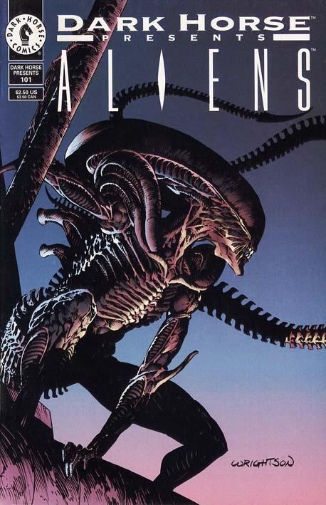 Cover di Bernie Wrightson