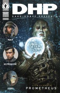 Variant Cover di Dave Dorman