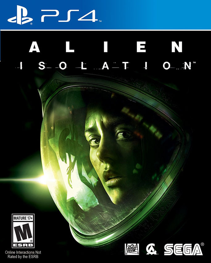 [2014-10] Alien: Isolation – Recensione di redbavon