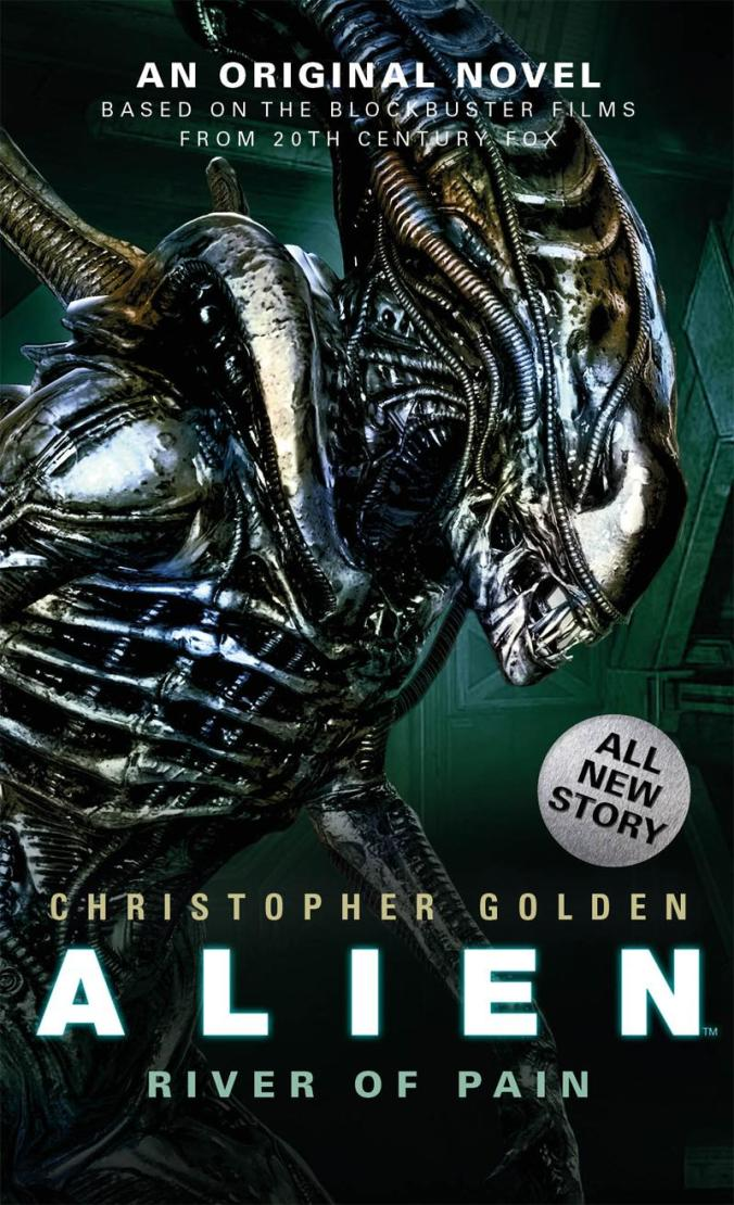 Alien - River of Pain (2014)