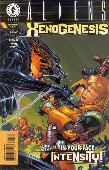 [1999-08] Aliens: Xenogenesis