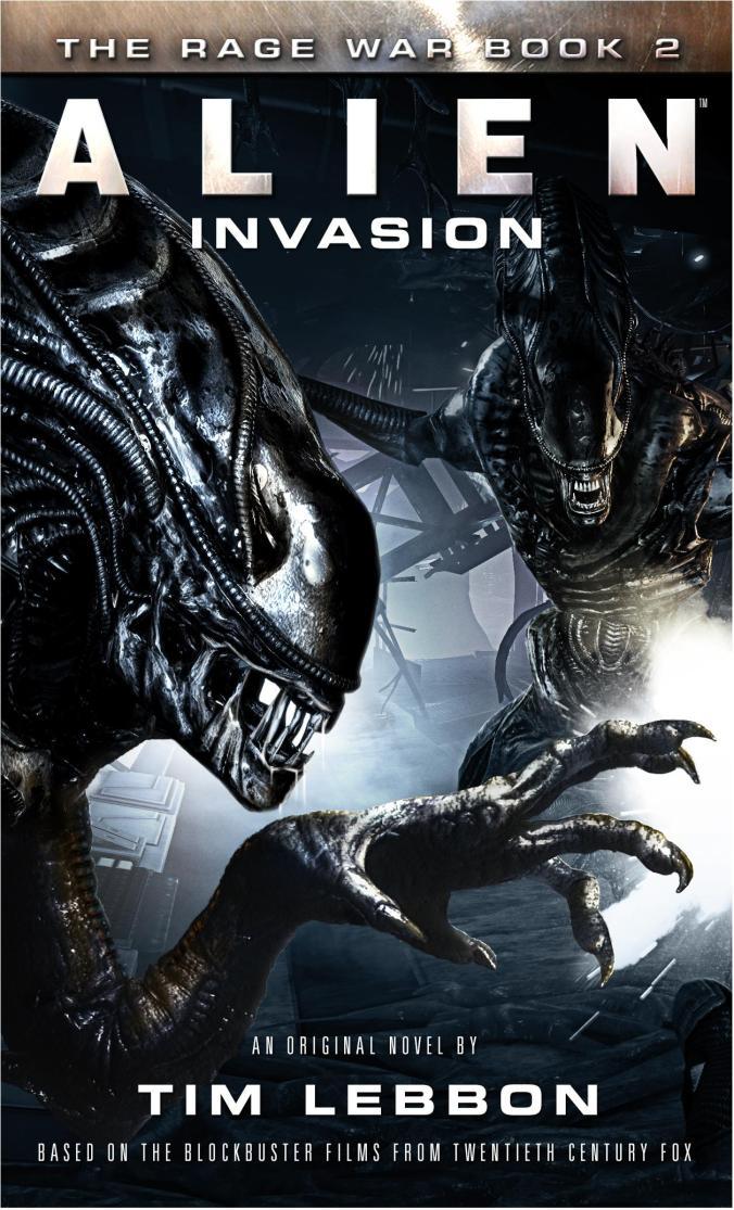 The Rage War 2 - Alien Invasion (2016)