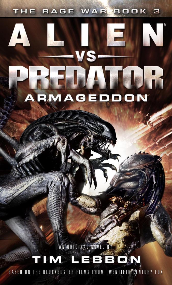 The Rage War 3 - Alien vs Predator Armageddon (2016)