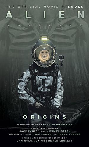 Nuovi libri alieni Titan in arrivo nel 2017