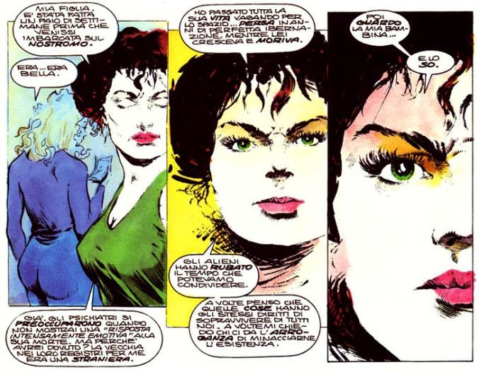 Ripley nei pessimi disegni di Sam Keith