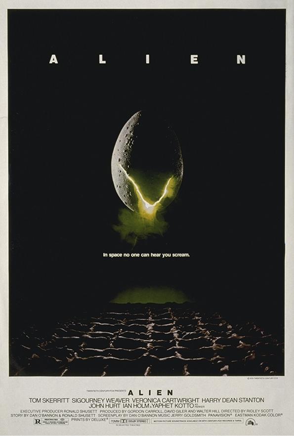 La Storia di Alien 14. Conclusione