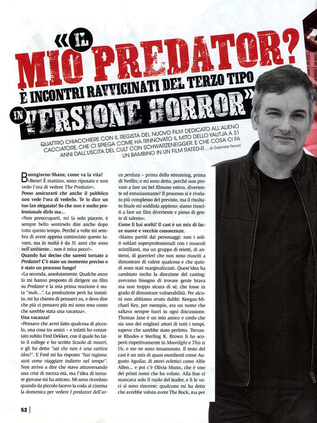 bacheca incontri b predator forum