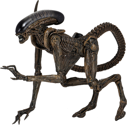 [2019-07] NECA Ultimate Dog Alien