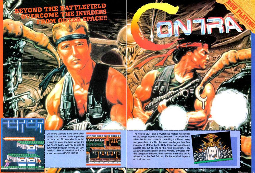 Citazioni aliene: Nintendo Power (1988)