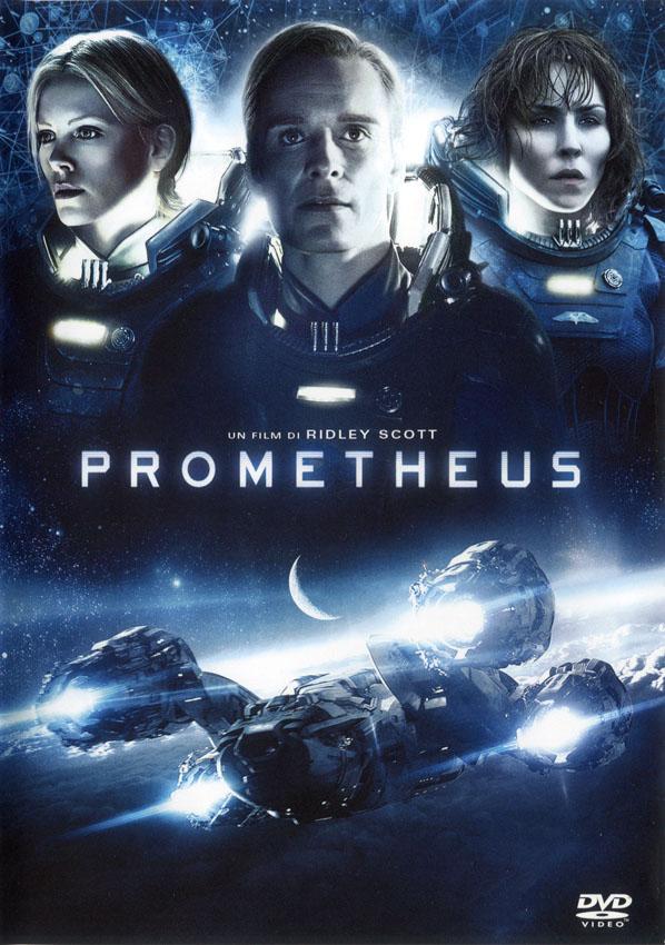 [2012-12] Prometheus (DVD) + Scene tagliate