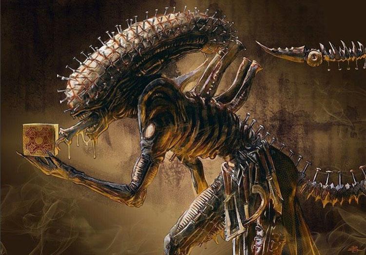 Xenobite! Quando Hellraiser incontra Alien
