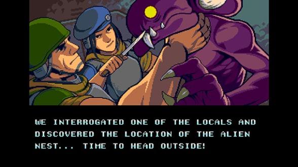 Xeno Crisis Mega Drive recensione