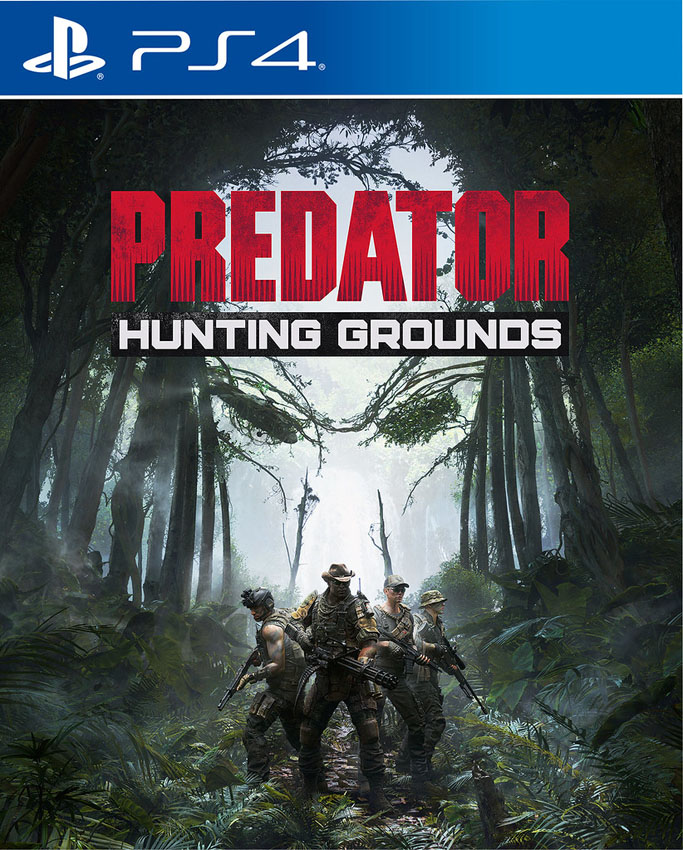 [2020-04] Predator: Hunting Grounds (anteprima)