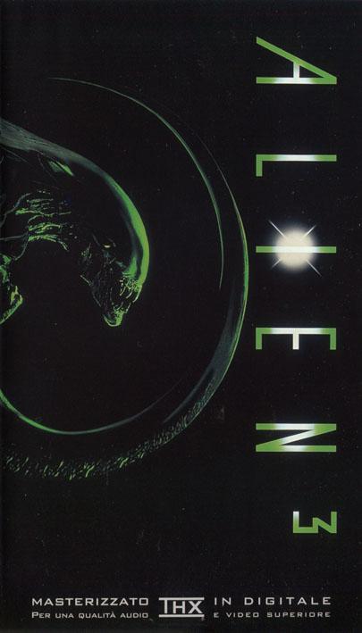 [1997] Alien 3 (VHS THX)