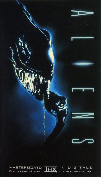 [1997] Aliens (VHS THX)