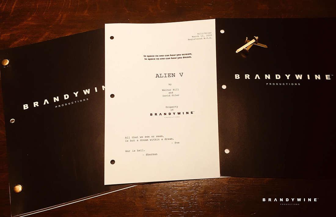 Alien 5: Walter Hill e David Giler ci sono!