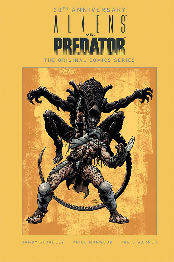 [2020-07] Aliens vs Predator: The Original Comics Series HC