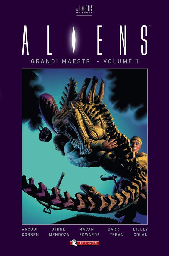 [2019-03] Aliens: Grandi maestri 1