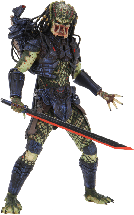 [2020-09] NECA Predator 2 – Ultimate Armored Lost