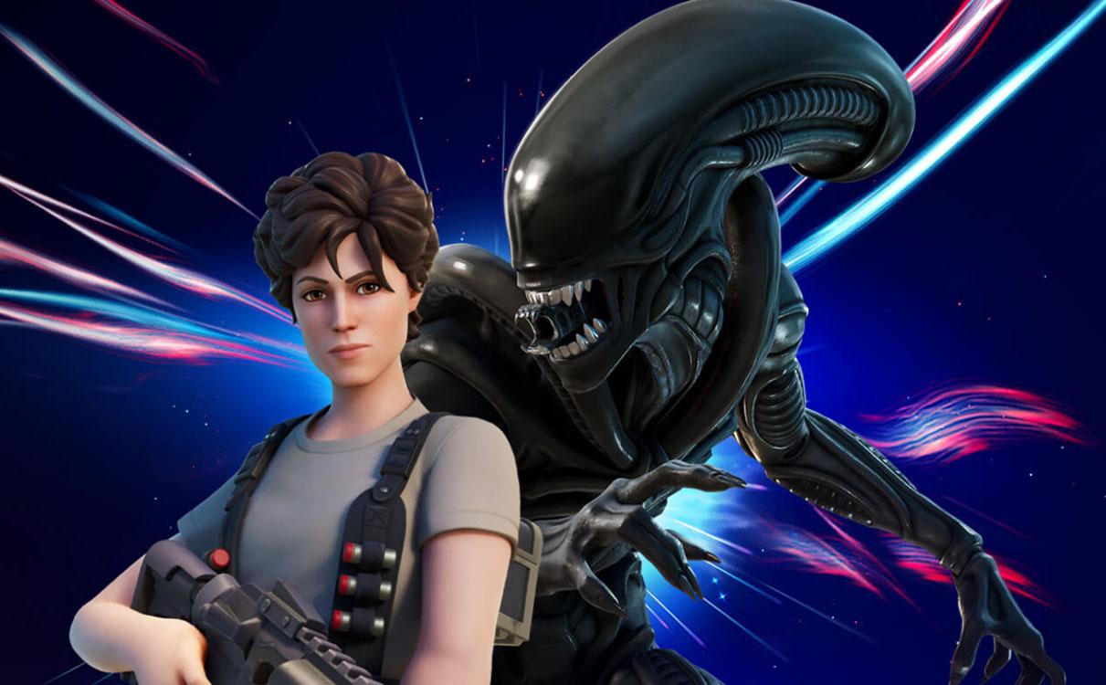 Ripley entra nel mondo di Fortnite (2021)