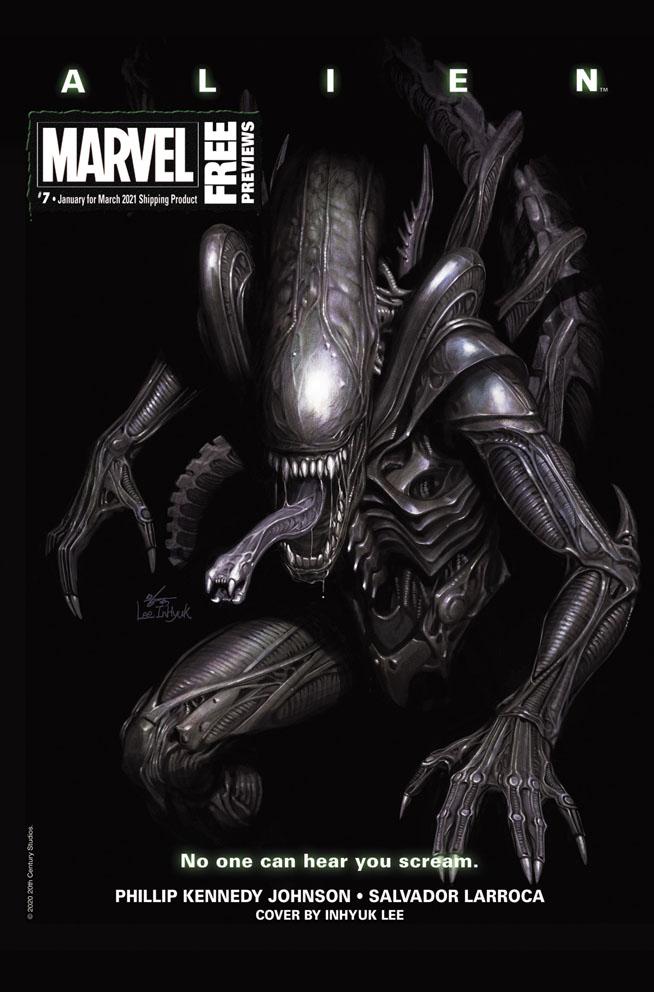 Marvel anteprima: marzo-aprile 2021
