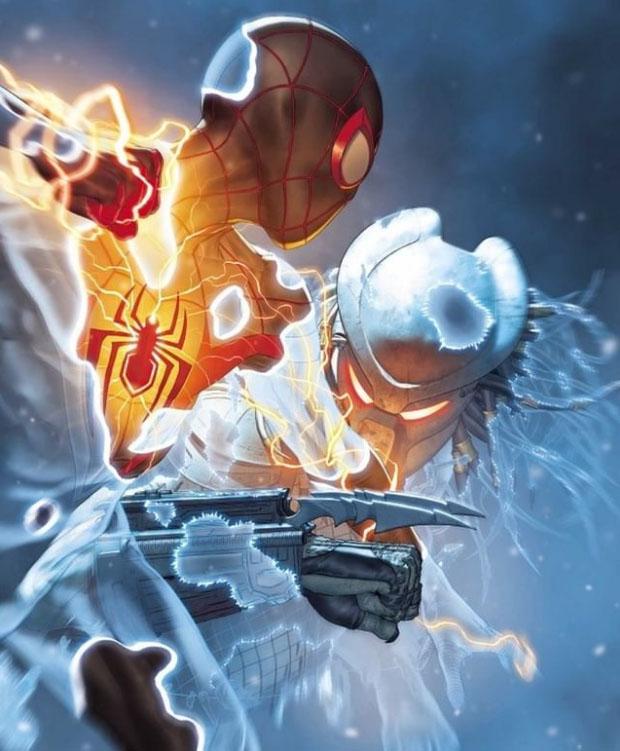 [2021-05] Marvel Predator Variant Covers