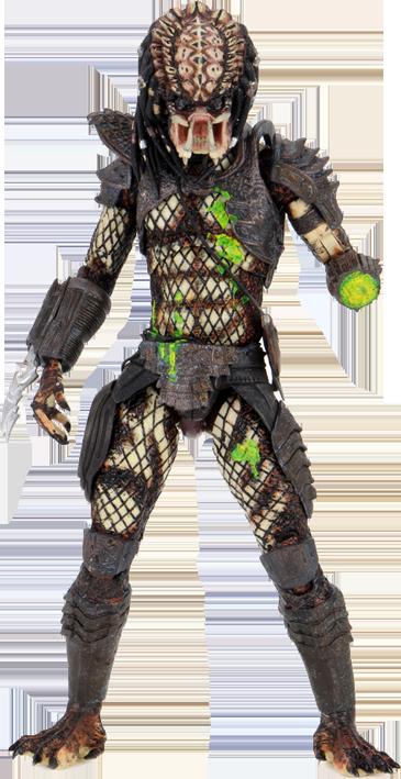 [2021-04] NECA Predator 2 – Ultimate Battle-Damaged City Hunter