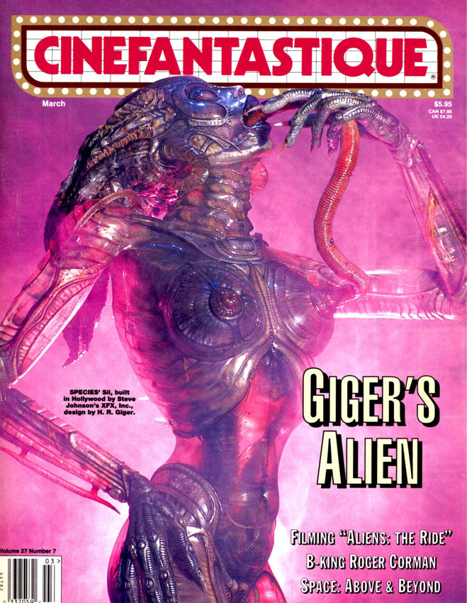 "[1996-03] Stuart Gordon su ""Cinefantastique"" (V27) 7"