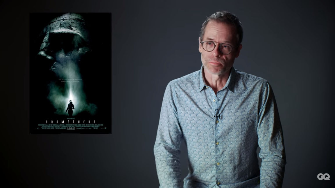 "[2020-03] Guy Pearce su ""Prometheus"""