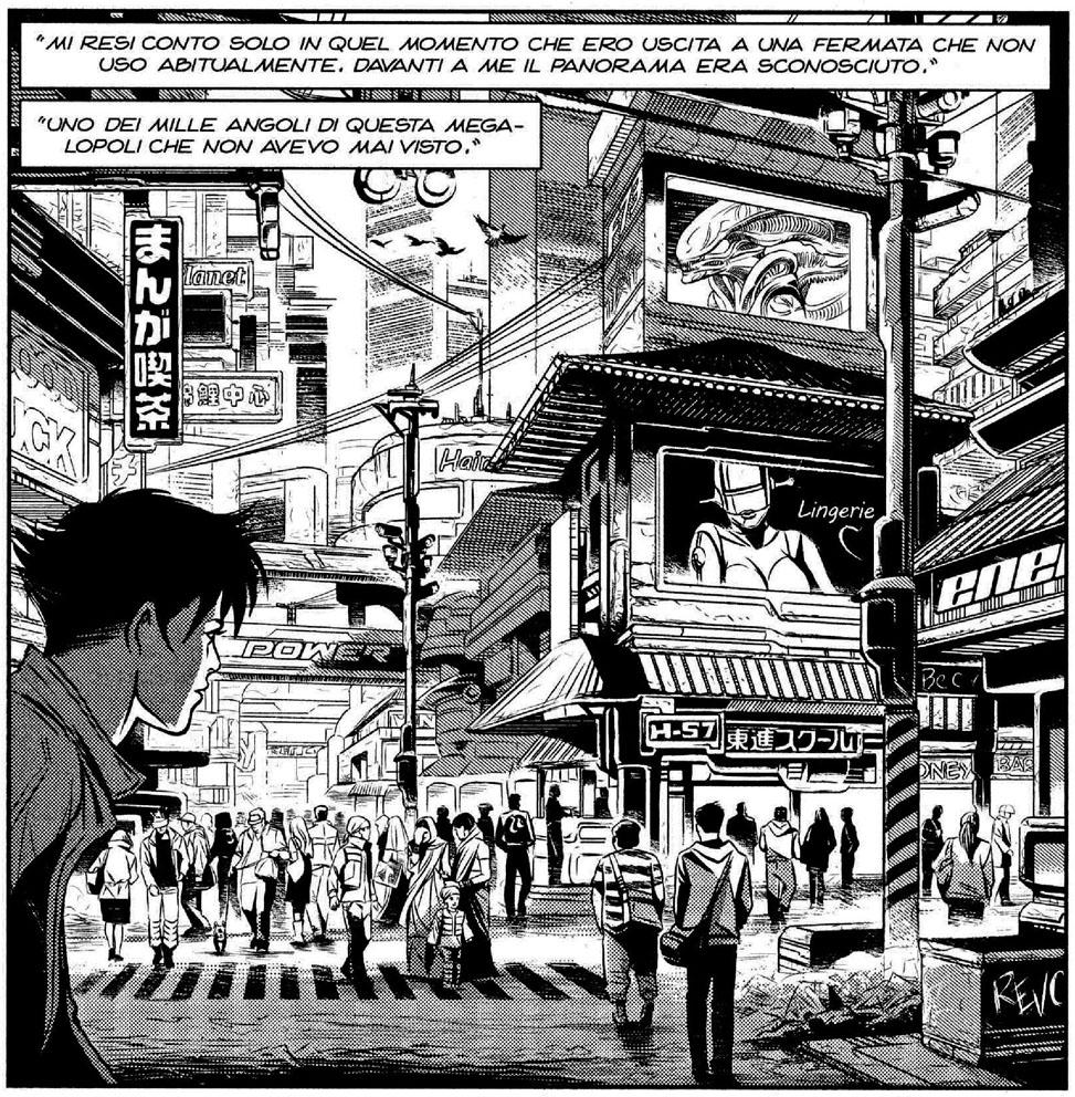 Citazioni aliene. Le Storie 98 (2020)