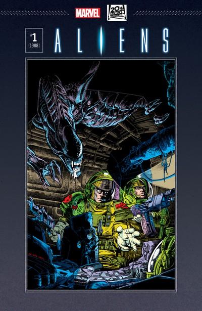 [2021-06] Marvel ristampa Aliens (1)