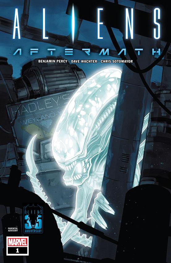 2021-07 Aliens: Aftermath (Marvel)