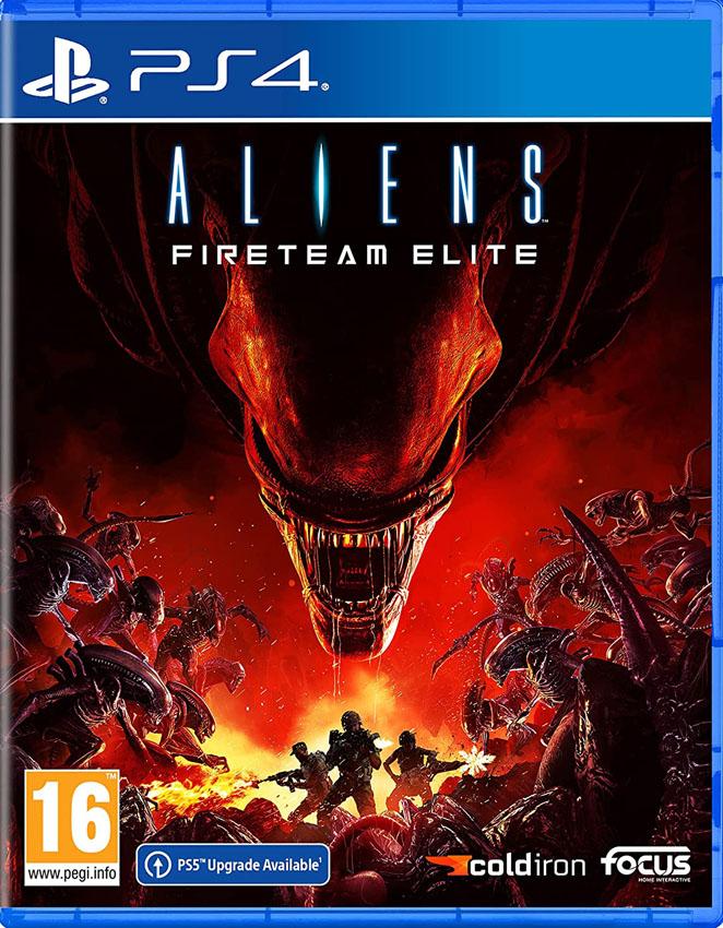 [2021-08] Aliens: Fireteam Elite