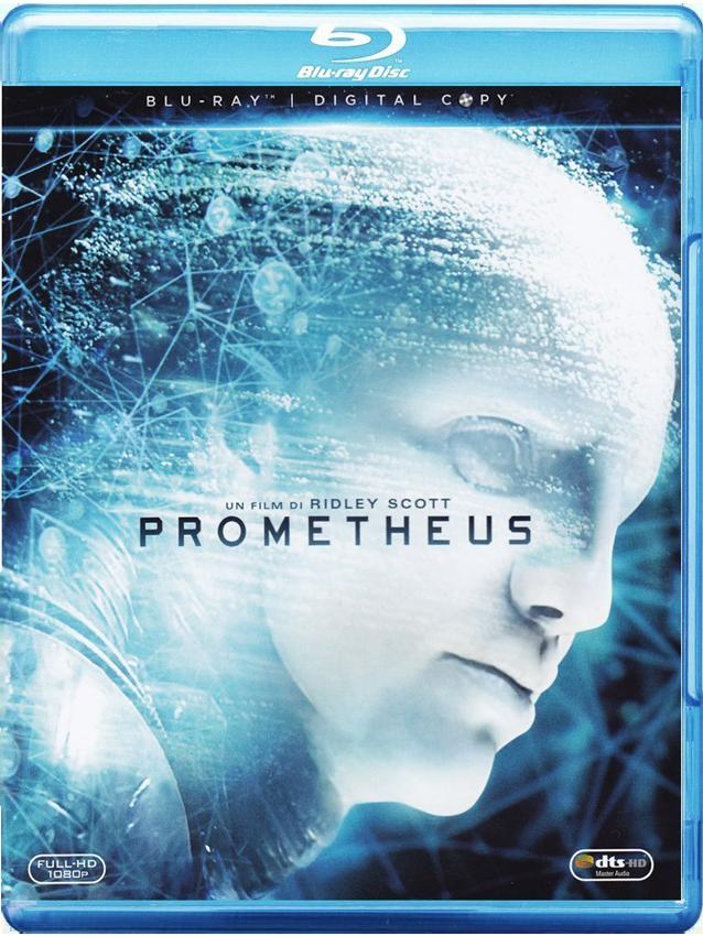 [2012-12] Prometheus (Blu-ray)