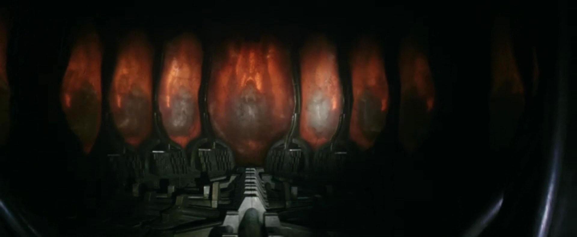 Citazioni aliene. Tomorrow War (2021)